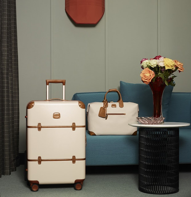 Travel in Style With Bric's Bellagio Collection: The Harmony of Fashion and Function