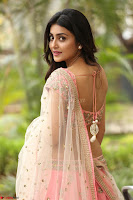 Avantika Mishra in Beautiful Peach Ghagra Choli 317.jpg