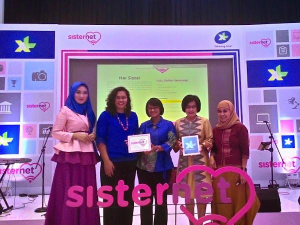 Sisternet, Perempuan Membantu Perempuan
