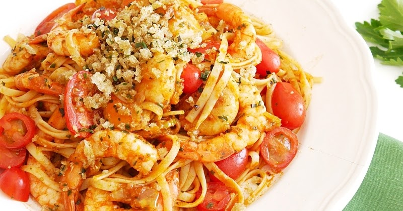 Recette linguine bloody mary aux fruits de mer f tes party printables - Recette bloody mary ...