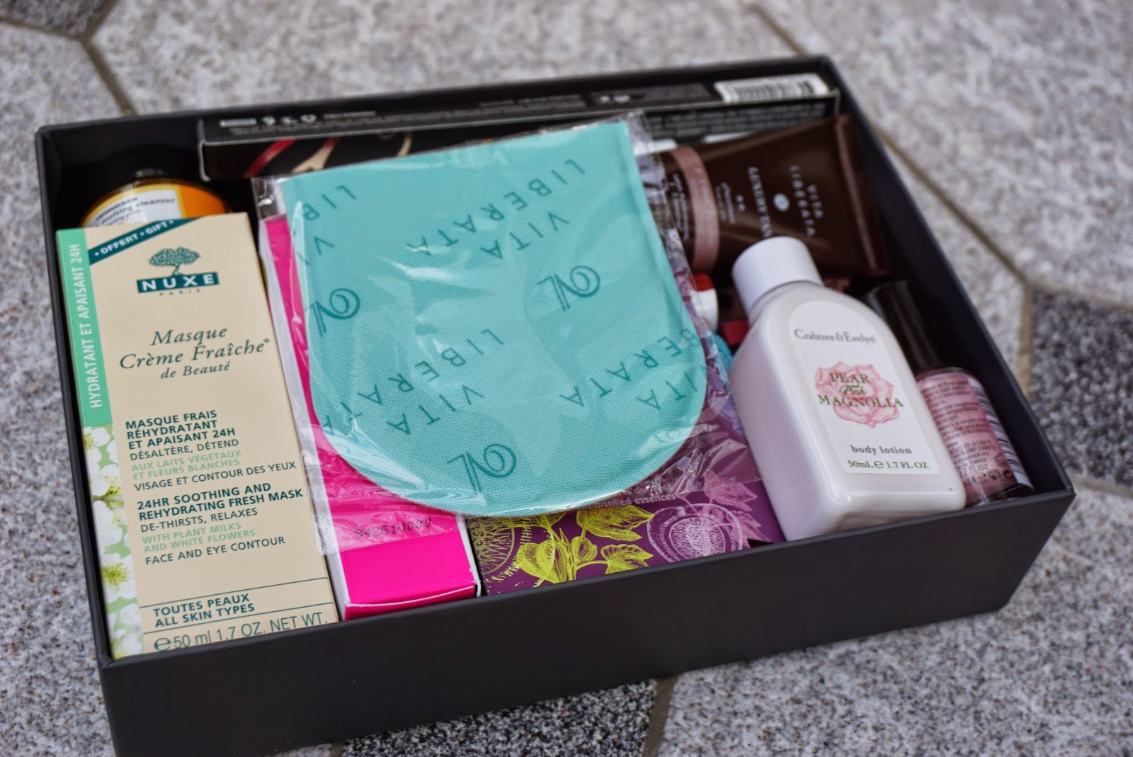 British Beauty Blogger Dream Box III