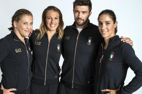 1b438436ecafe Delegação da Itália vestirá Armani nos Jogos Olímpicos de 2016 ...