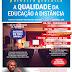 A qualidade do ensino a distância será tema de palestra no Teatro Carlos Gomes