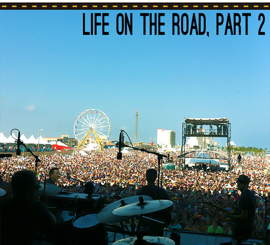 life on the road