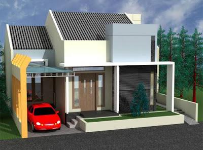 Kumpulan Aneka Desain Rumah Minimalis Terlengkap