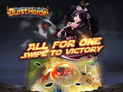 Burst Horde v1.1.1 Mod Apk (High Attack & More)