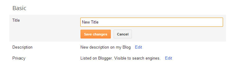 wordpress how to change blog name