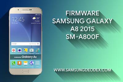Samsung Firmware A800F A8 2015