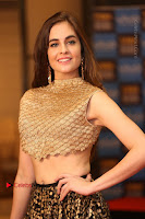 Actress Model Sarah Hopkins Latest Pos in Lehenga Choli at SIIMA Short Film Awards 2017 .COM 0085.JPG