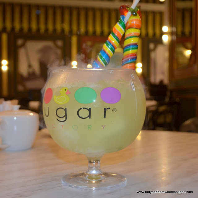 Sugar Factory Goblet