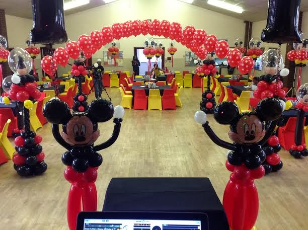 Balloon decoration training comes to lagos and abuja for Balloon decoration courses in london