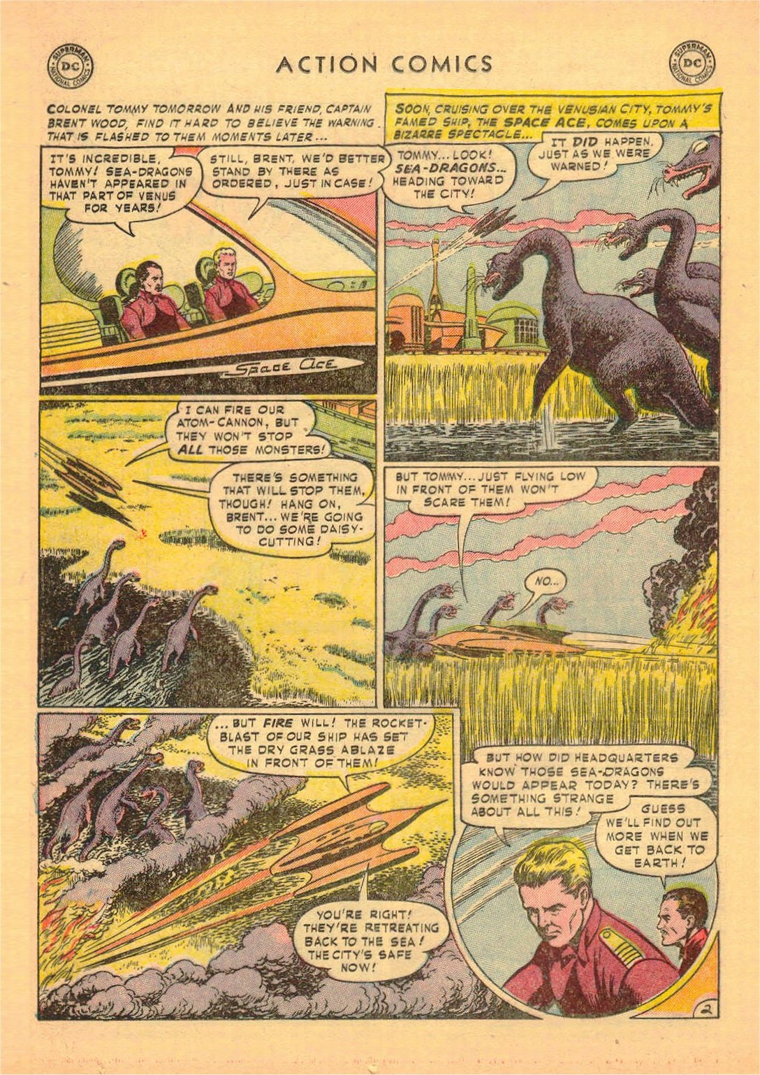 Action Comics (1938) 170 Page 17