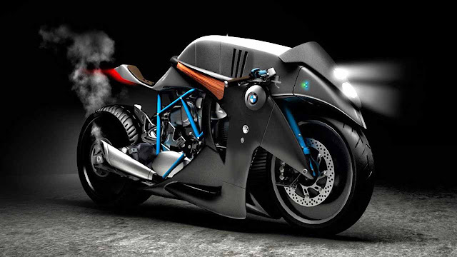 BMW Typhoon Concept