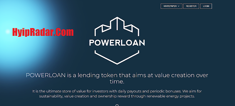 [SCAM] Review ICO PowerLoan - Start 05-May-2018