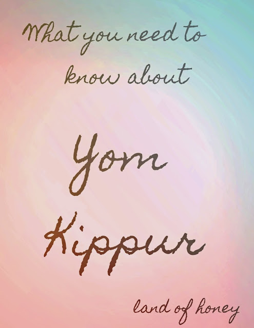 What You Need To Know About Yom Kippur | Land of Honey