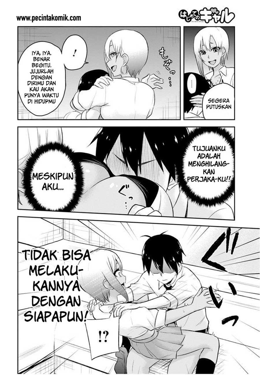 Hajimete No Gal Chapter 22 Bahasa Indonesia