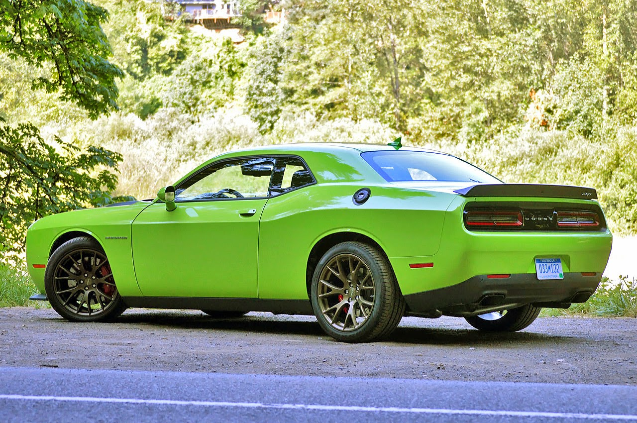 Automotiveblogz: 2015 Dodge Challenger SRT Hellcat: First Drive ...