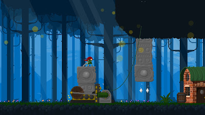 Mable And The Wood Game Screenshot 1