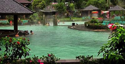 Wisata Pemandian Air Panas Ciater Subang Jawa Barat