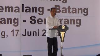 Soal Pembebasan Lahan, Presiden Minta Ajak Bicarakan Baik-Baik Dengan Masyarakat