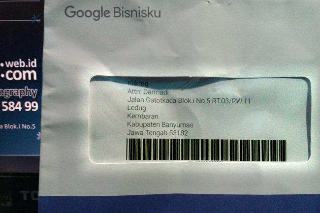 Bisnis Kami terverifikasi Google : https://goo.gl/MDBSF7 - Fotografer Purwokerto Klikmg Foto Video Web