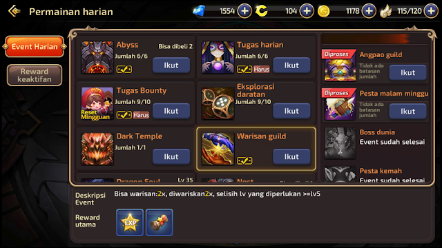 Tips Pemula Cara Naik Level Dragon Nest M-SEA Versi Sabar Dijamin Fun!