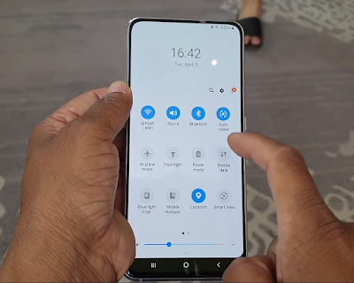 Samsung Galaxy A80 Phone Price in India