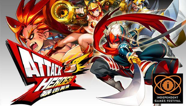 ATTACK HERO-SKIDROW