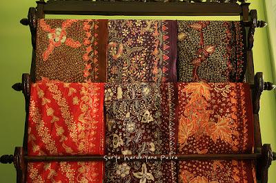 Batik Lasem Motif Pesisiran Dipengaruhi Oleh Budaya Cina Wongkentir