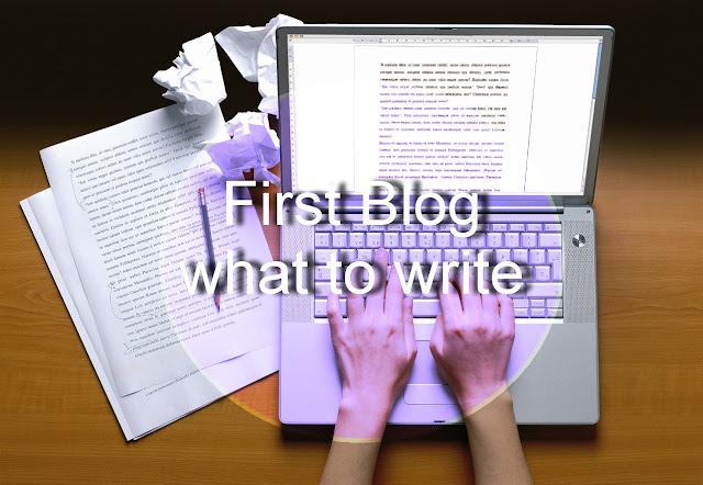menulis blog