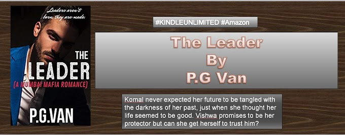 Book Spotlight: The Leader by P. G Van