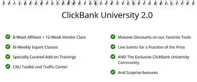 clickbank university 2.0