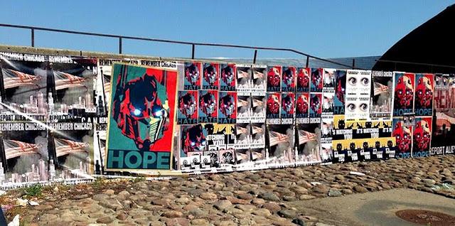 Transformers 4 - Postere de propaganda