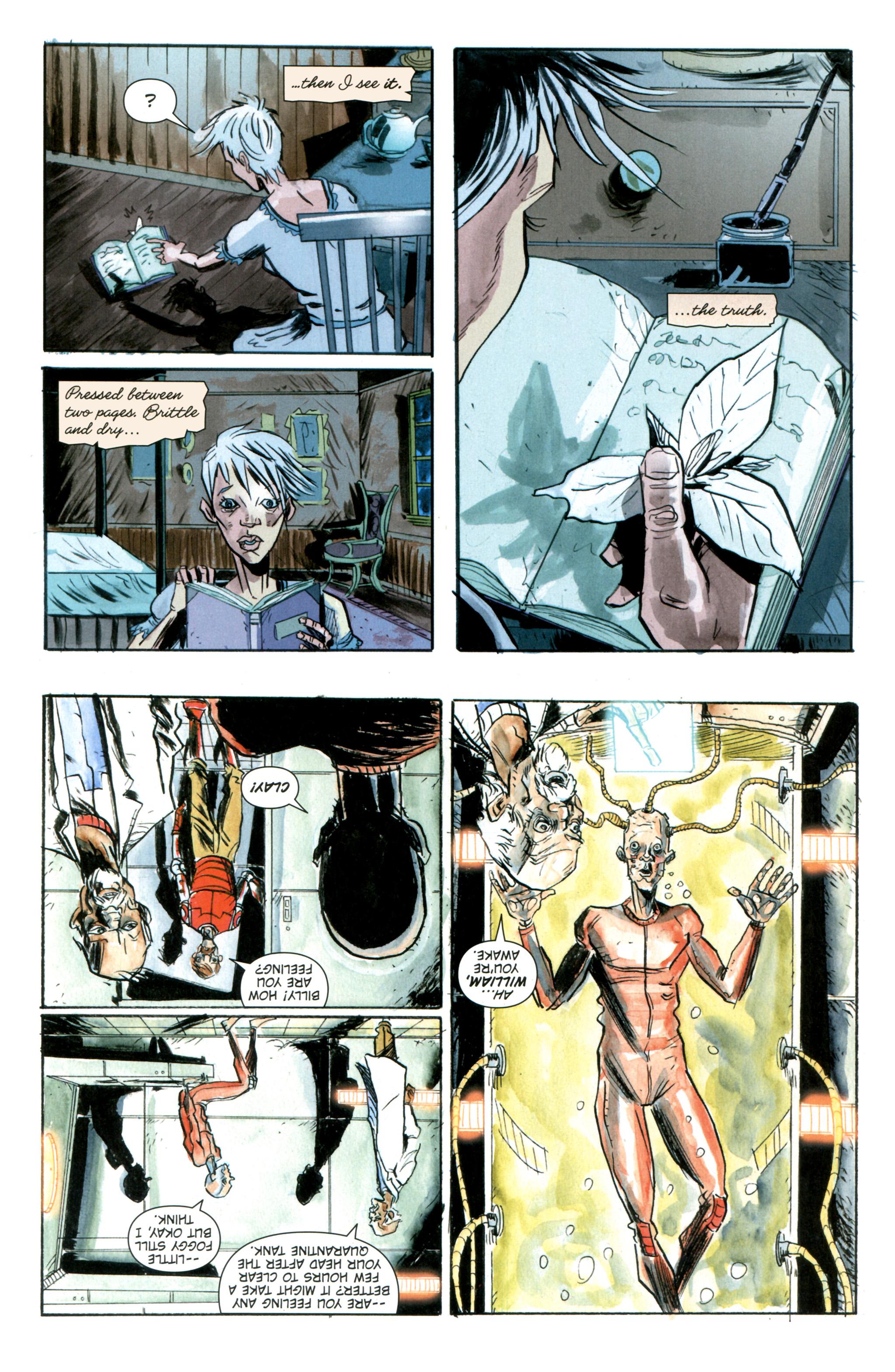 Read online Trillium comic -  Issue #5 - 20
