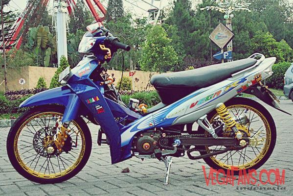 Modifikasi Vega R New Thailook Simple