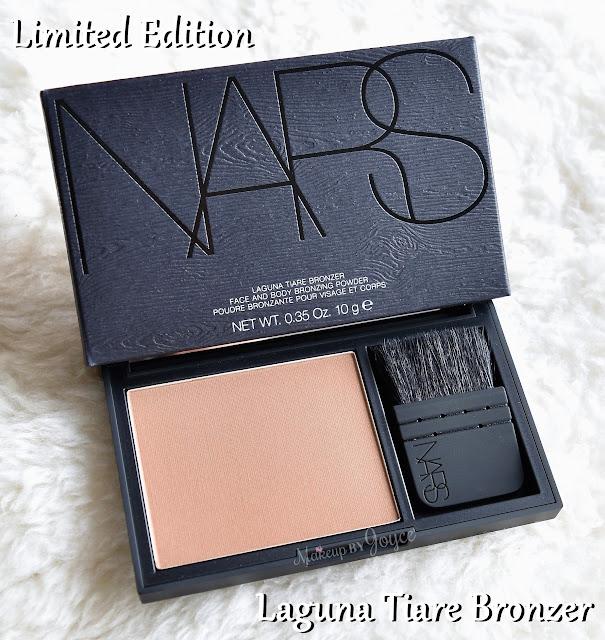 NARS Laguna Tiare Bronzer Review