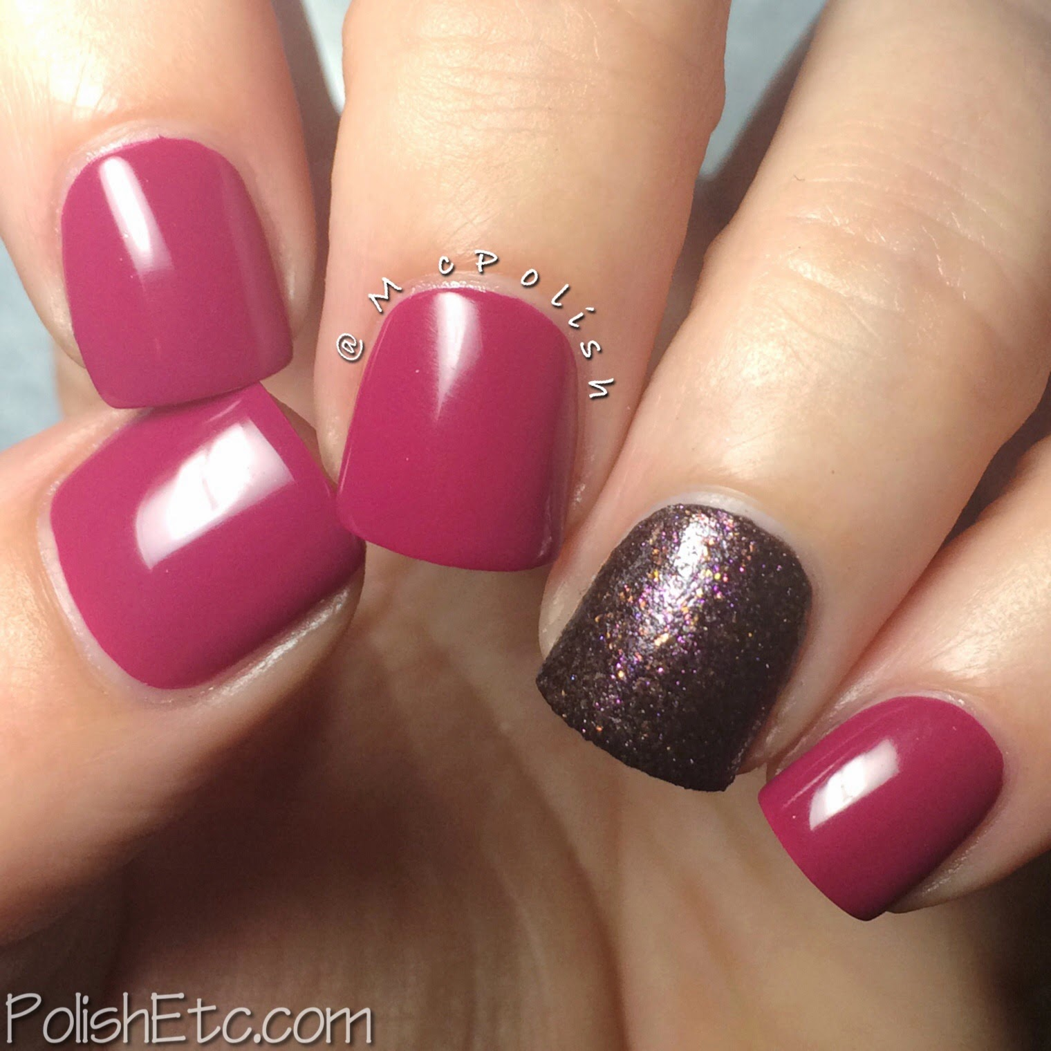 Barielle Me Couture - Color Club Seven Deadly Sins - McPolish