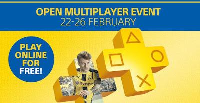 סוף שבוע של מולטיפלייר בחינם ייערך על גבי ה-PS4 בסוף השבוע הבא