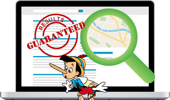 True SEO - No One can Warranty or Guaranteed in SEO Ranking