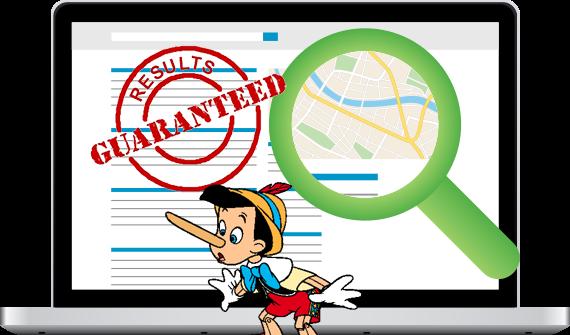 True SEO - No One can Warranty or Guaranteed in SEO Ranking
