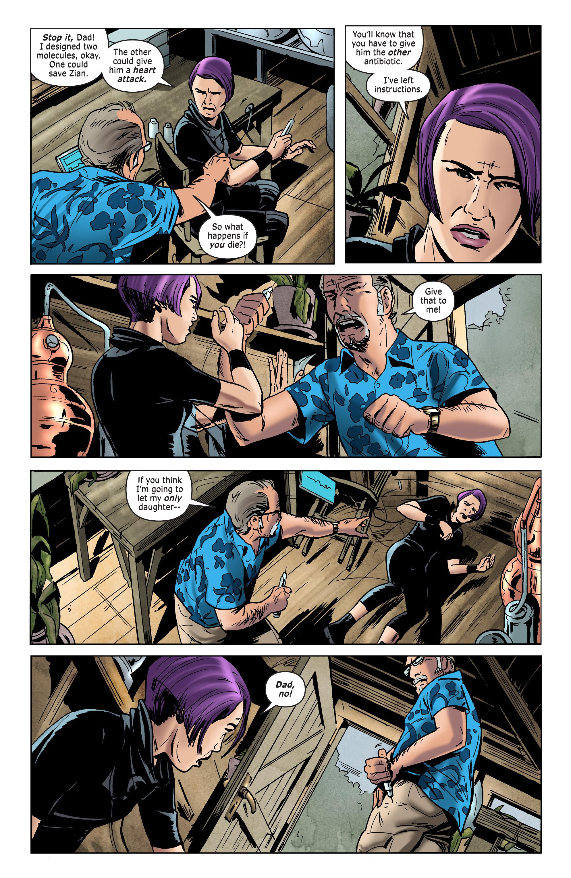 Read online Surgeon X Special: Trial & Error comic -  Issue # Full - 10