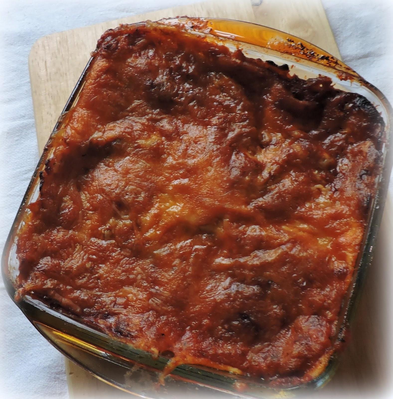 The English Kitchen: Ravioli Lasagna