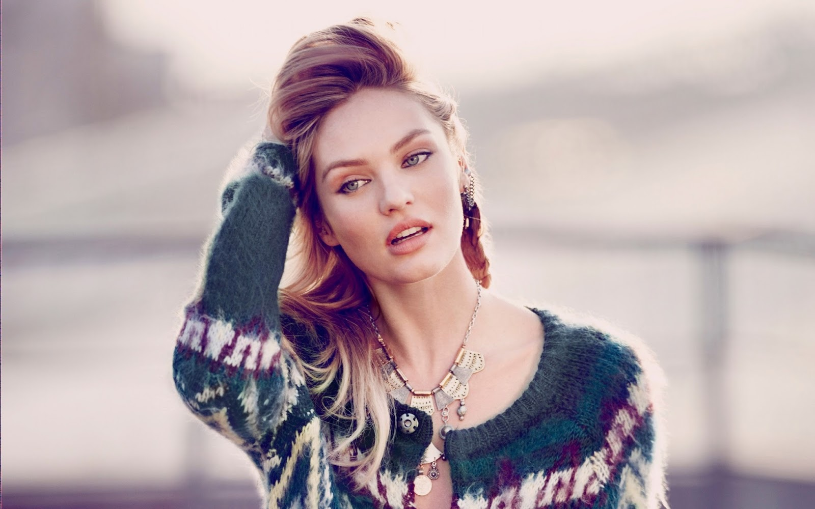 Hollywood News: Candice swanepoel wallpaper hd Wallpaper