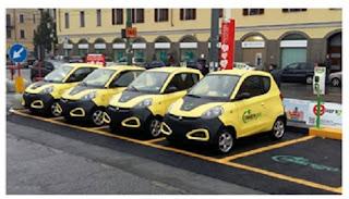 A Milano la prima Share'ngo service station