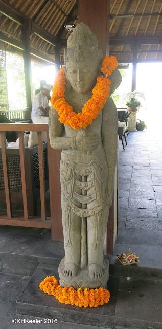 marigolds, Bali