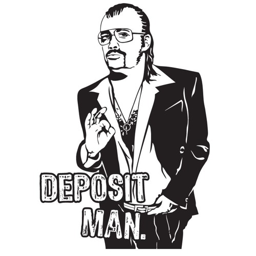 Deposit Man stream Self-Titled EP