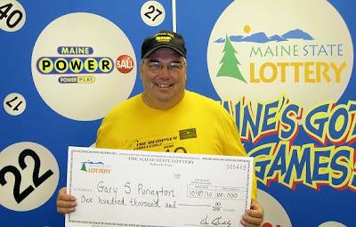 LotteryTickets: Maine Lottery