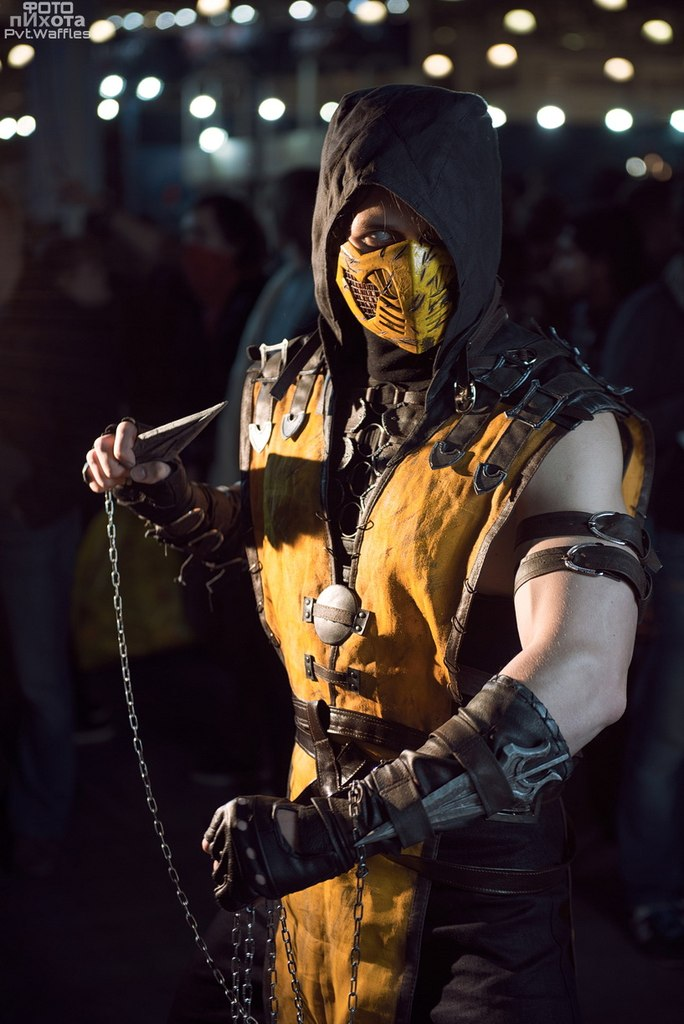 x cosplay kombat Mortal