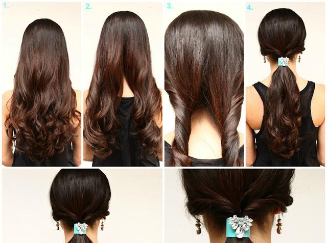 Peinados Muy Faciles De Hacer - 17 peinados fáciles y rápidos para las que no Artistas de la red