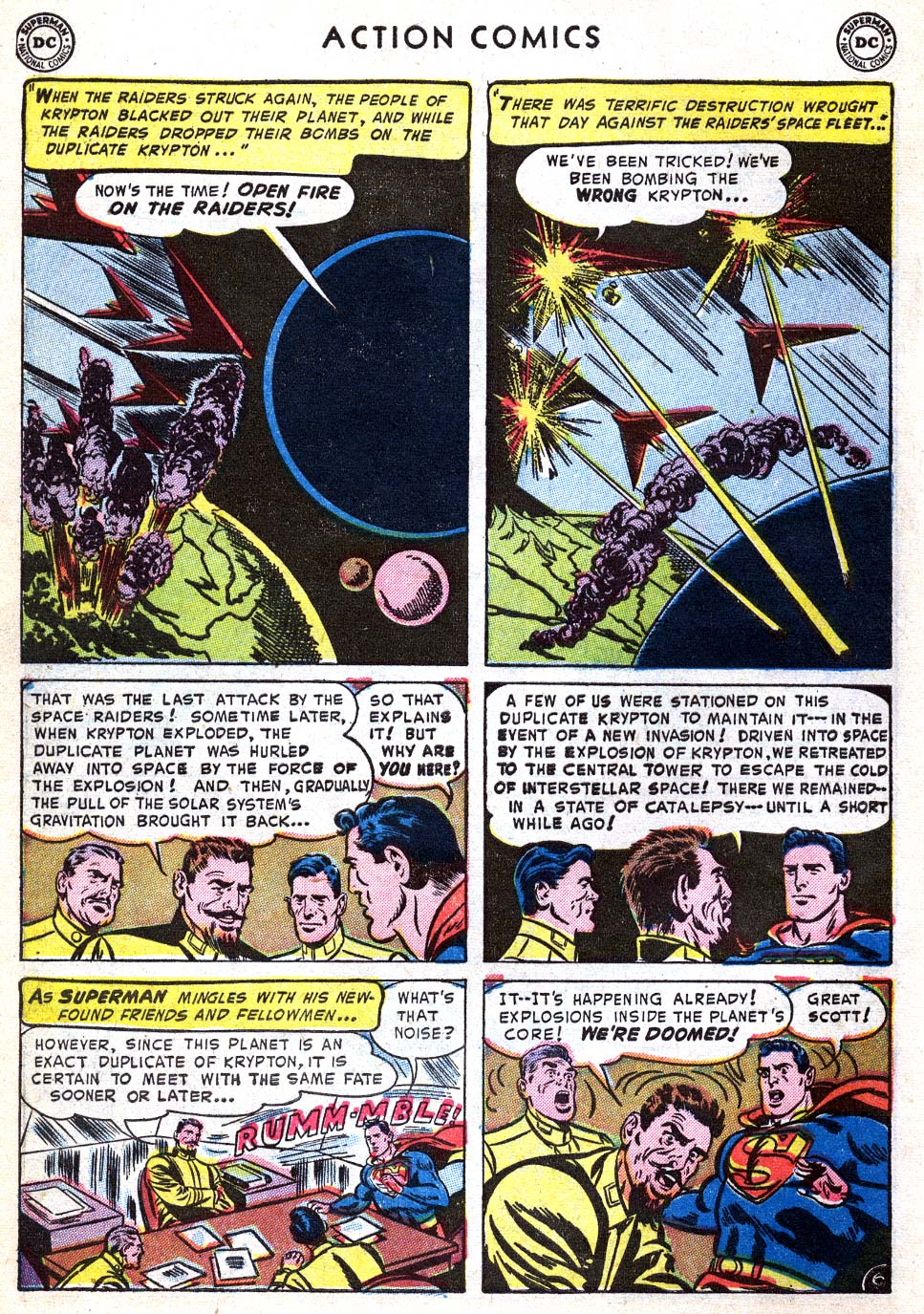 Action Comics (1938) 182 Page 7
